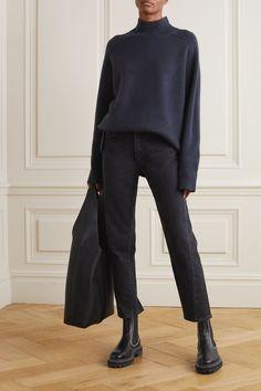 Looks Street Style, Looks Style, My Style, Look Fashion, Fashion Outfits, Womens Fashion, Skandinavian Fashion, Mode Lookbook, Winter Outfits