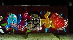 graffiti by neon