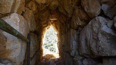 Mecenas, Peloponeso, Grecia