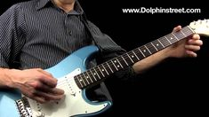 Blues Guitar Lesson Slow Blues Shuffle
