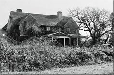Pictorial History of Grey Gardens.  Really fascinating pictures