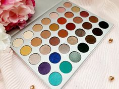 First Impressions - Morphe x Jaclyn Hill Palette -