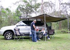 store mine oin top Foxwing Awning product