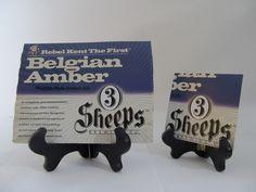 Belgian Amber Beer Coaster