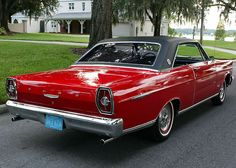 1965 Ford Galaxie 500 LTD - ° Cars were built after - Ford Classic Cars, Classic Chevy Trucks, Classic Mustang, Bmw Classic, Ford Galaxie, Classic Car Restoration, 1960s Cars, Ford Lincoln Mercury, Us Cars
