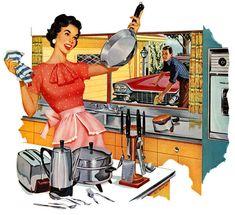 samsebeskazal: Американская реклама 50-х годов