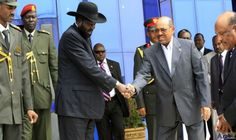 Sudan in talks with south Sudan on…