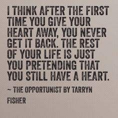 the opportunist tarryn fisher pdf