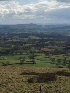 Clee Hills in Ludlow, Shropshire http://www.visitsouthshropshire.co.uk/shropshire-hills/clee-hills.php