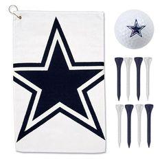 Multi Master Dallas Cowboys Waffle Weave Towel
