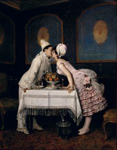 by Auguste Toulmouche