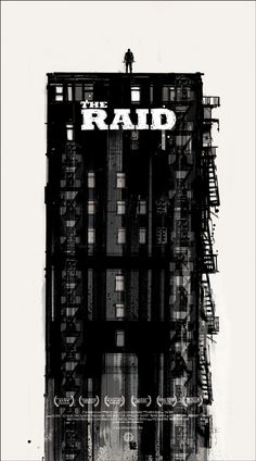 The Raid Redemption - Mondo Poster One of the best martial arts-based action movies I have ever seen and will ever see on the set pieces sheer physicality pacing athleticism and action alone Best Movie Posters, Movie Poster Art, New Poster, Cool Posters, The Raid Redemption, Film Poster Design, Movies And Series, Alternative Movie Posters, Action Movies
