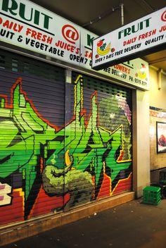 Street Art, Newtown