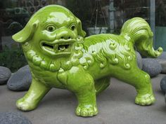 Sprout Home: Foo Dog -- Protector of Your Sanctuary