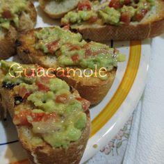 Polpa di granchio: Salsa guacamole