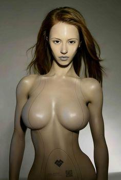 The future of female humanoid robots