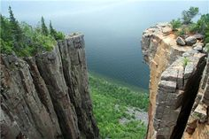 Sleeping Giant Provincial Park in Ontario