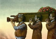 25+ More Brutally Honest Illustrations By Pawel Kuczynski Show What's Wrong With Today's Society