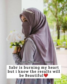 Islamic Quotes Sabr, Best Islamic Quotes, Quran Quotes Inspirational, Beautiful Islamic Quotes, Sad Quotes, Woman Quotes, Best Quotes, Sad Sayings, Love In Islam
