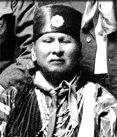 Generous - Osage - circa 1900