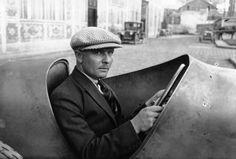 Albert Divo won the 1923 Spanish Grand Prix driving a Sunbeam