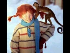 Pippi Longstocking Theme Song in Swedish - YouTube