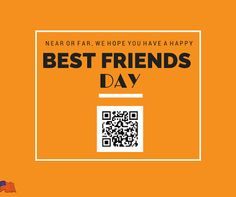 Today is ! Happy Best Friend Day, Friends Day, Best Friends, Everyday Holidays, Friendship Quotes, Did You Know, Beat Friends, Bestfriends, Tax Day Deals