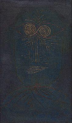 Paul Klee 'Strange Glance' 1930