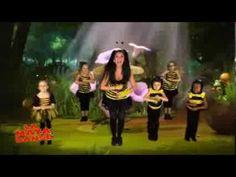 """La """"Maya danse"""" avec Mélanie ! - Maya l'abeille sur Tiji ! - YouTube"""