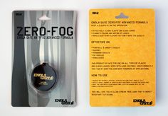 Zero-Fog - recommended & sold by Warfighters Paintball & Laser Combat Centre, Northamptonshire/Warwickshire #paintball  http://www.warfighters.co.uk  http://www.enolagaye.com/zero-fog