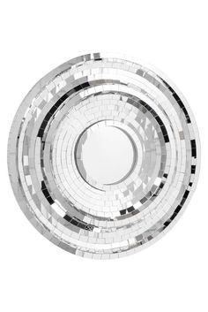 Mirrorz Online - Large Mosaic Round Mirror