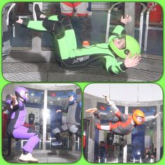 Indoor Skydiving & Tunnel Coaching with Mike McNulty