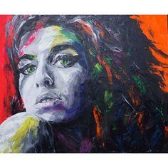 Amy Winehouse - Gilliane WARZEE
