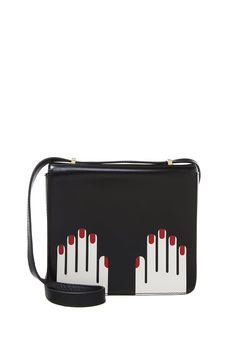 Von dieser Tasche kannst du nicht die Finger lassen! Lulu Guinness MARCIE - Umhängetasche - black für 399,95 € (03.05.16) versandkostenfrei bei Zalando bestellen.