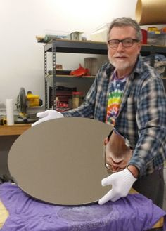 How to parabolize a telescope mirror Telescope Craft, Star Test, Test Image, Slumped Glass, Curiosity Rover, Power Star, Electron Microscope, Stem Projects, Star Party