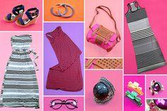 Vestidos de verano, moda fresca <3  #dresses #wedges #fashion #sema