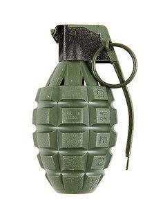 Green Grenade - Spirithalloween.com $4