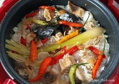 Resep Nasi Liwet Rice Cooker dan Cara Membuat Nasi Liwet Khas Sunda Komplit Olahan Nasi Liwet Gurih dan Resep Nasi Liwet Ikan Jambal Seperti Nasi Liwet Solo