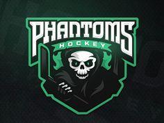 Phantoms by Stanislav #Design Popular #Dribbble #shots