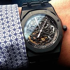 Audemars Piguet Royal Oak Skeleton Watch
