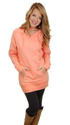 I lived in these tunics last winter....hope to find new colors this year....great for work