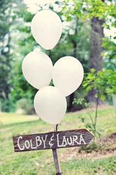 Charming wedding sign idea #weddingsigns #budgetwedding http://brieonabudget.com/