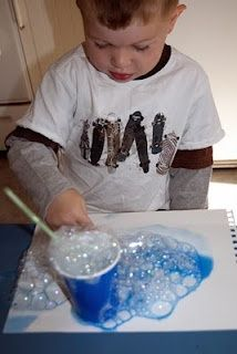 B is for Balls..Balloons...Bubbles..Cute activities for the letter and theme