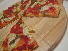 As Minhas Receitas: Massa Rápida para Pizza