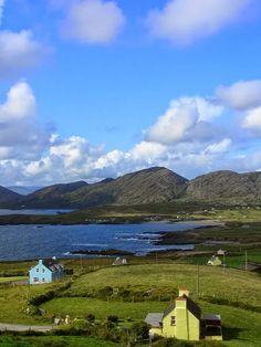 Irlanda 2011: il report, l'itinerario... due settimane meravigliose: http://ilblogdigattostanco.blogspot.it/2011/06/irlanda-2011-day-1.html