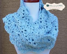 Ravelry: Avery Infinity Scarf/Cowl Pattern pattern by Theresa Grant