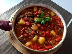 Wok, Stew, Chili, Curry, Food And Drink, Recipes, Diet, Kitchens, Polish Food Recipes