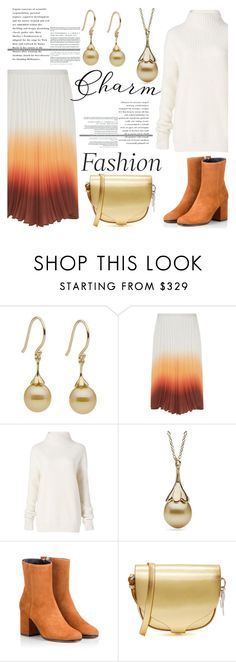 """""""Charming fashion"""" by littlehjewelry ❤ liked on Polyvore featuring J.W. Anderson, Diane Von Furstenberg, Fratelli Karida, Sophie Hulme and GUESS"""