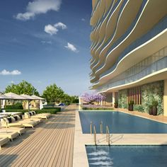 Miami's Fendi Château Residences Will House 58 Waterfront Condos Ranging From $5 Million to $22 Million. #InStyle