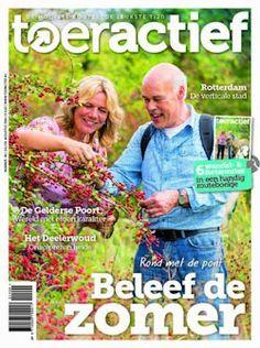 4x Toeractief € 19,99: Toer Actief, een combinatie van een inspirerend magazine en een Routeboekje. Neem nu een abonnement met introductiekorting!